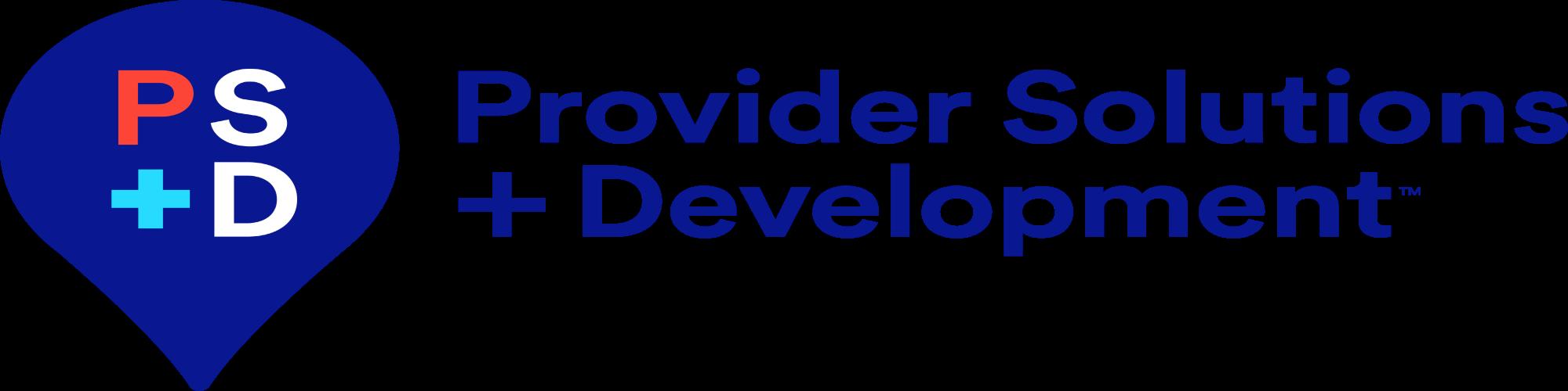 Provider Solutions + Development