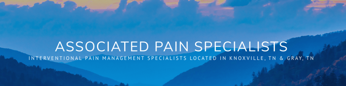 Associated Pain Specialists PC cover