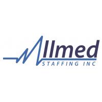 Allmed Staffing Inc logo image