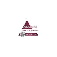 Maxim Staffing Solutions logo image